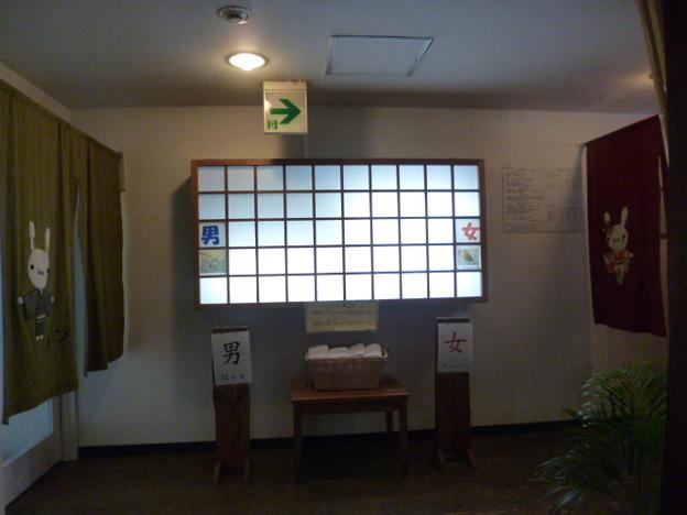 日田温泉 ひなの里山陽館 温泉