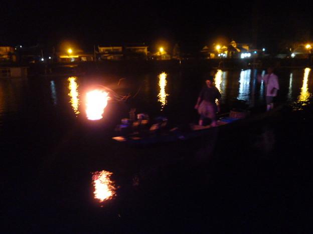 Photos: 日田温泉 ひなの里山陽館 屋形船で鵜飼い観賞