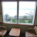 指宿シーサイドホテル 部屋からの眺望