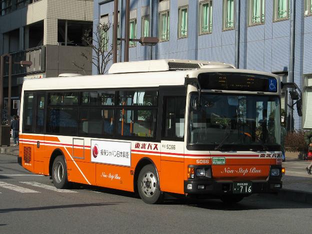 東武バス 5066号車