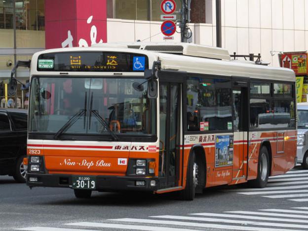 【東武バス】 2923号車