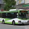 【国際興業バス】 1008号車