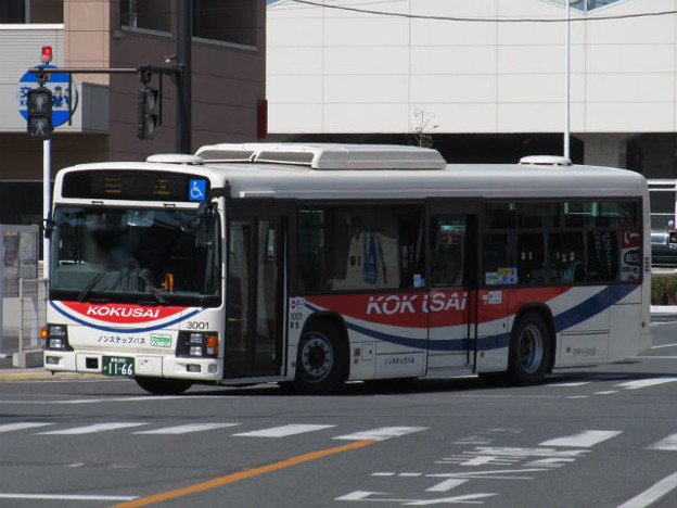 【国際十王/伊勢崎】 3001号車