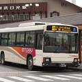【東武バス】 5031号車 *やしおの湯経由