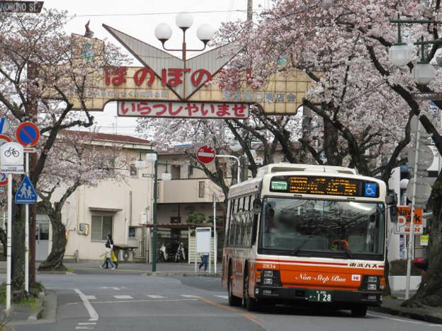 【東武バス】 2934号車