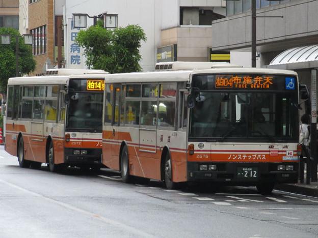 【東武バス】 2575号車