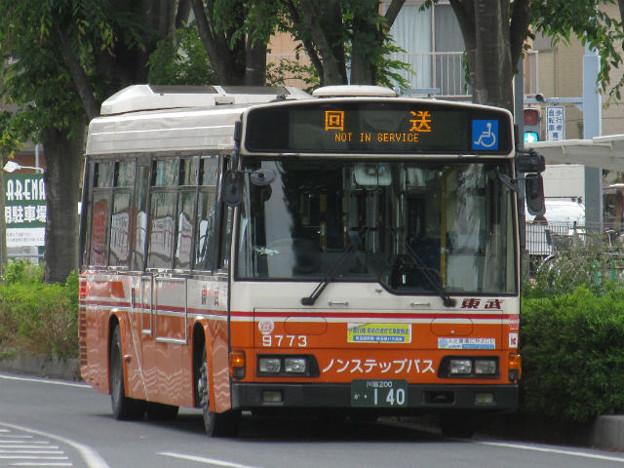 【東武バス】 9773号車