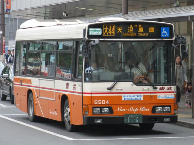 【東武バス】 9904号車