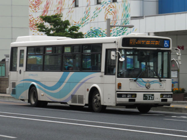 【関東自動車】 宇都宮230あ367