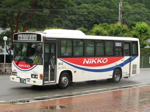 【日光交通】 7327号車
