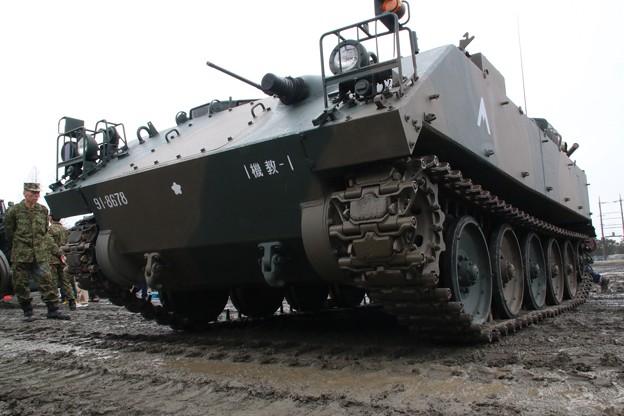 73式装甲車その2