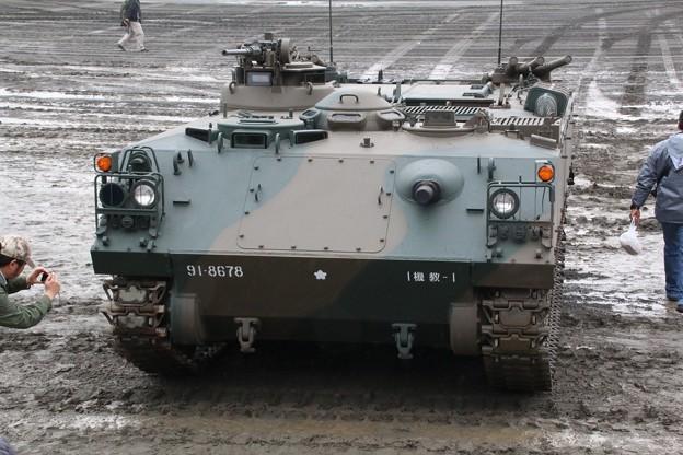 73式装甲車その3