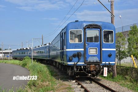 JR北海道からやってきた14系