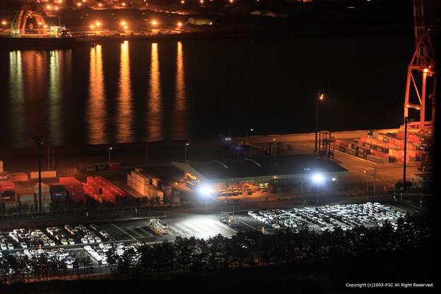 千葉港夜景