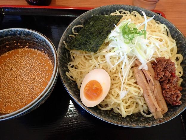 冷やし担々つけ麺・2玉@大志軒福島泉店・福島市