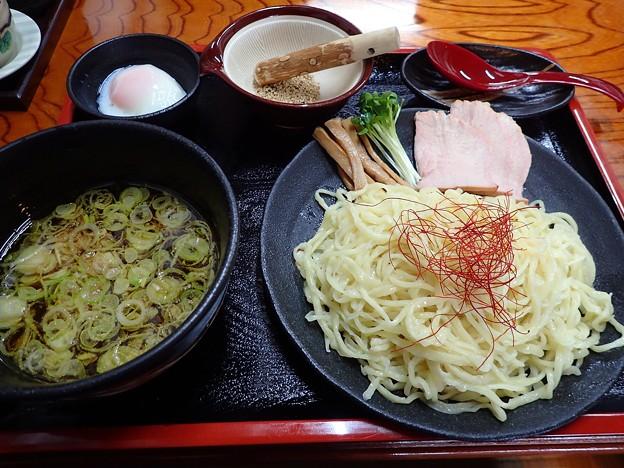 温玉つけ麺・1.5玉@和屋・福島市