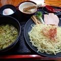Photos: 温玉つけ麺・1.5玉@和屋・福島市