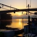 登具湾の朝 H29,3,20