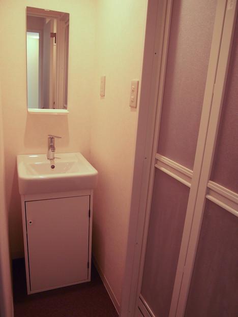 202号室~独立洗面台