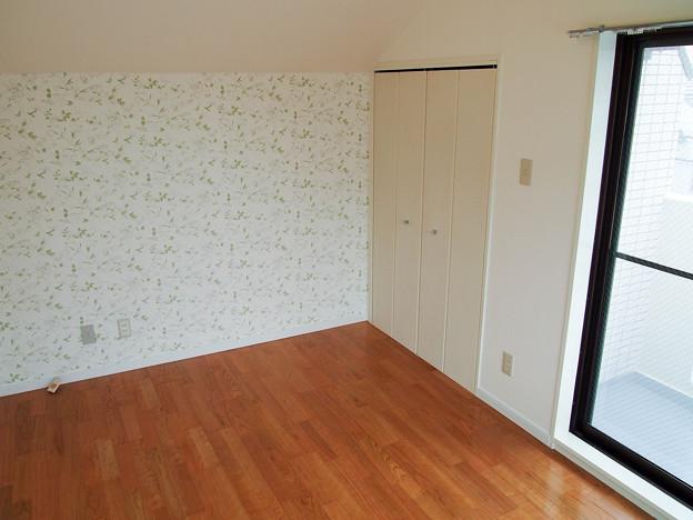 301号室~寝室