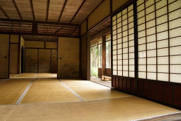 園内の日本建築物2016
