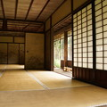 写真: 園内の日本建築物2016