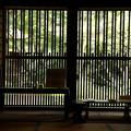 写真: 和風家屋の窓201607