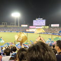 Photos: リーグ優勝記念ミニ傘
