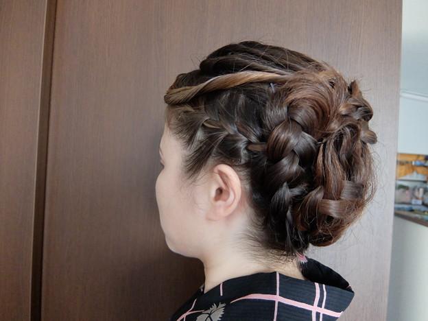 Photos: 今年の髪型