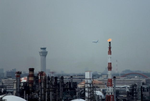 羽田空港の日常