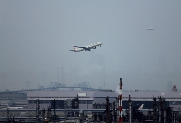 羽田空港の日常3