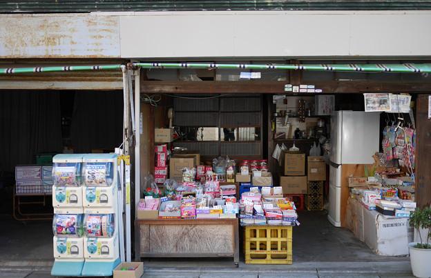 三崎の駄菓子屋さん。