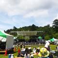 Photos: 本日は毎年のよぅに何かが起こる天空のステージでお馴染みの(笑)ココへ☆@ ROKKO SUN MUSIC♪