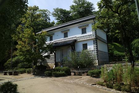 かもがた町家公園・旧高戸家住宅 (2)