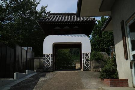 龍宮門(旧正伝寺山門)