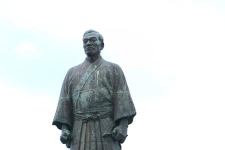 中浜万次郎像 (1)