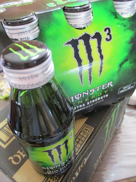 Monster Energy M3