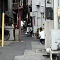写真: 絵の町