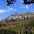 写真: 大山