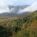 写真: 鳥取大山の紅葉