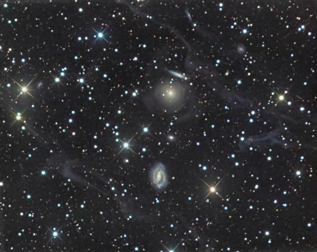 NGC2634付近
