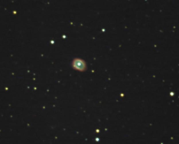 8の字星雲 NGC3132