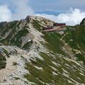 写真: [2016年07月10日]唐松岳頂上山荘