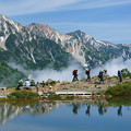 Photos: [2016年07月10日]八方池から白馬三山