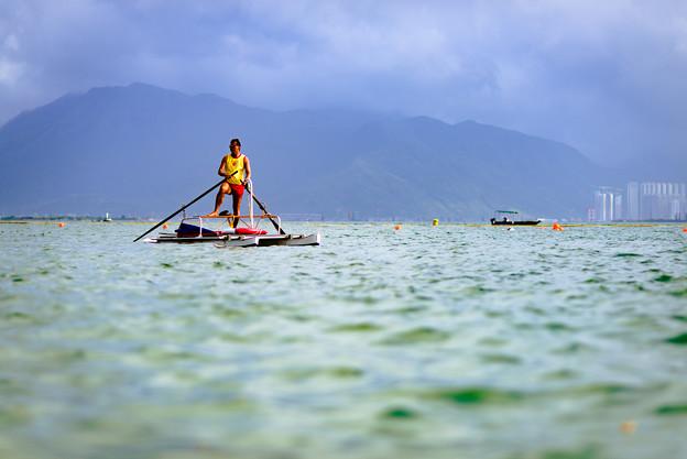 写真: Lifeguard@Golden Beach