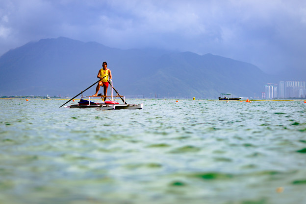 写真: Lifeguard@Golden Beach