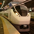 Photos: E657系特急ひたち23号品川発車!