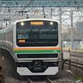 E231系横コツS-06編成上野東京ライン1624E 茅ヶ崎にて