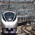 上野東京ラインを行くE657系ひたち11号