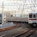 Photos: 東武10000系区間急行太田行き北千住入線